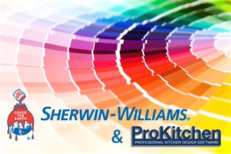 sherwin williams prokitchen software