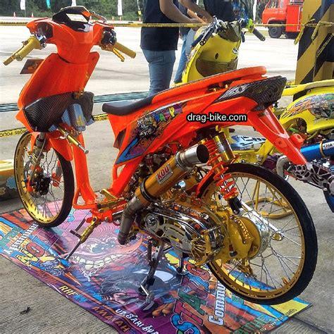 variasi motor beat karbu modifikasi yamah nmax