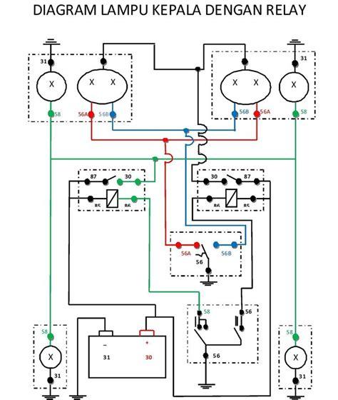 wiring diagram ac mobil avanza diagram diagramtemplate diagramsle
