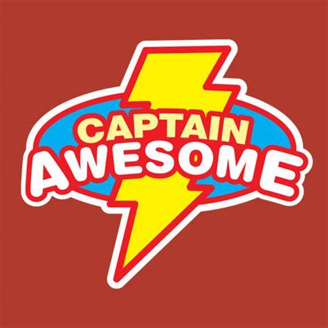 captain awesome shirtoid