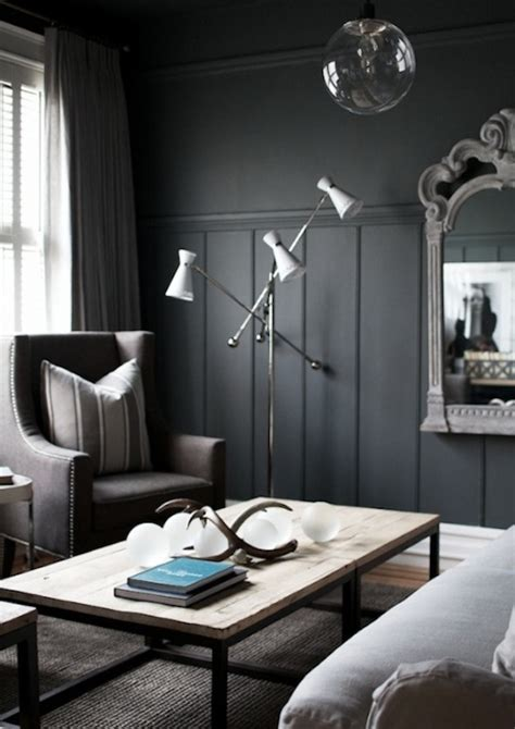 choosing shade grey paint