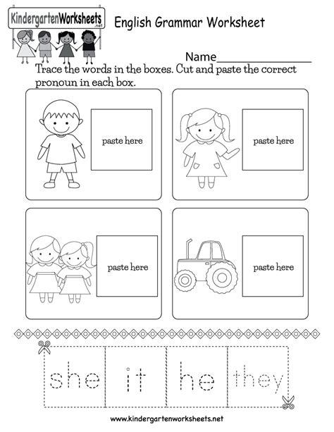 englishgrow english worksheets kids