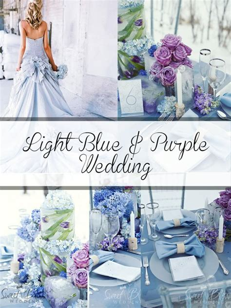 Wedding Decorations Blue And Purple.html