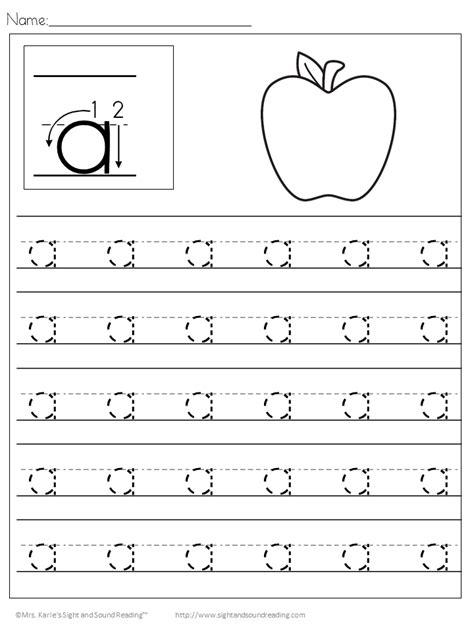 26 free preschool handwriting practice worksheets easy download