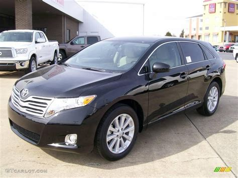 2010 black toyota venza i4 27169192 photo 2