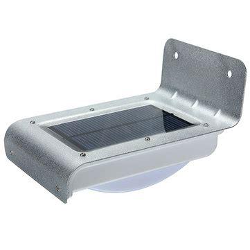 stainless steel solar power highlight led pir induction