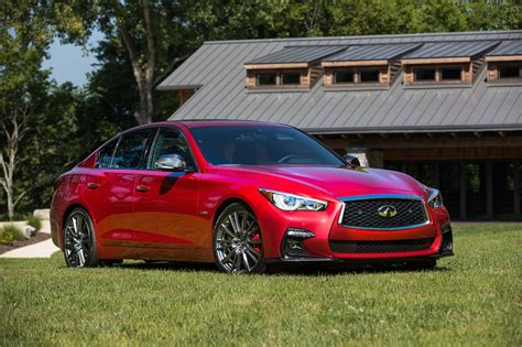 2018 infiniti q50 red sport 400 drive review