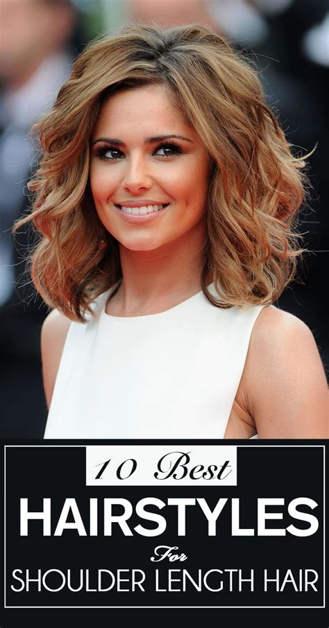 30 beautiful hairstyles shoulder length hair hair lengths