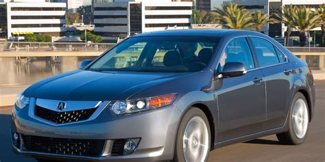 2010 acura tsx v6 road test review car