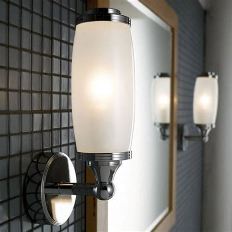 imperial toledo wall light glass shade uk bathrooms