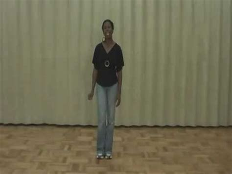 electric slide line dance written instructions youtube