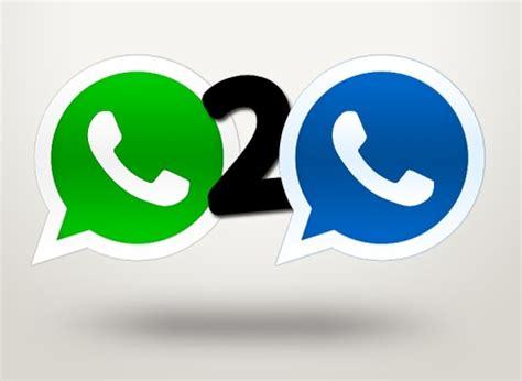ómo usar 2 whatsapp en telédono óvil gbwhatsappandroid