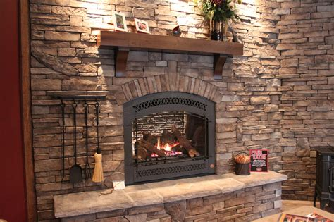 fireplaces stoves rustic design