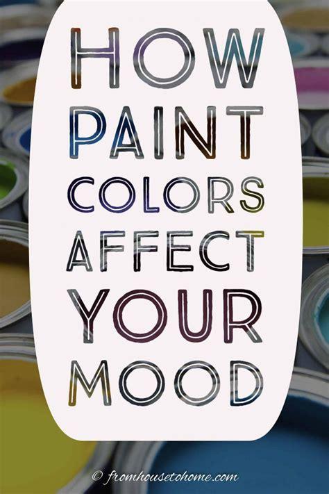 room color psychology paint color affects mood paint
