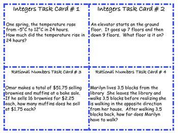 free 7th grade math common core word problem