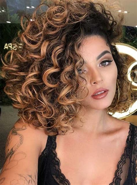 15 gorgeous curly haircuts trends girls 2018 curly