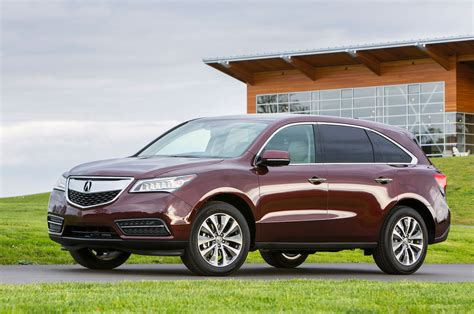 2016 acura mdx reviews research mdx prices specs