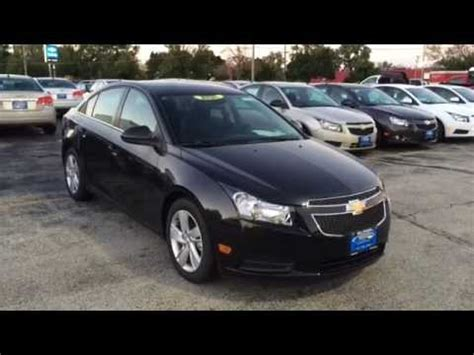 2014 black chevy cruze turbo diesel stasek chevrolet