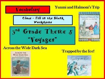 houghton mifflin reading 3rd grade theme 5 worksheets