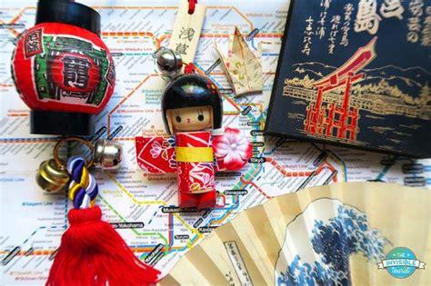 souvenirs japan return home invisible tourist