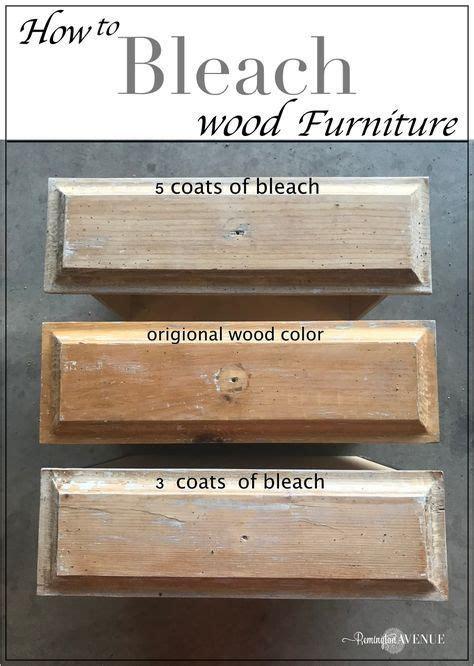 easy bleached wood furniture 2020 diy öbel holz