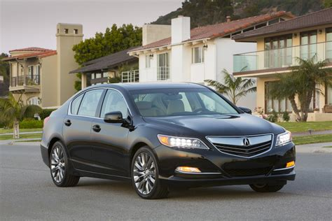 2017 acura rlx offers features base model 3