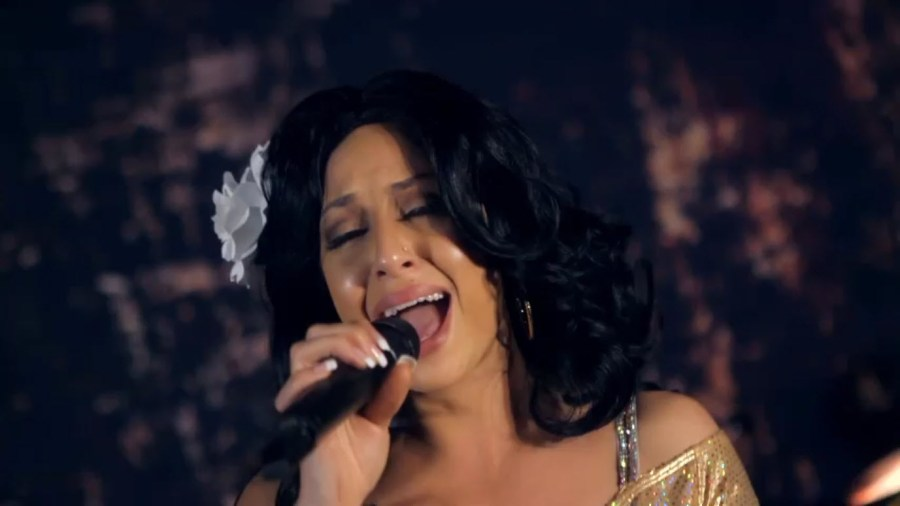 Donna Summer Tribute cover video