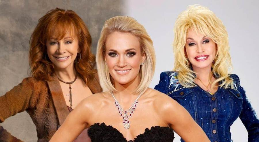 Female country artists,
