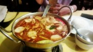 My first Tom yam