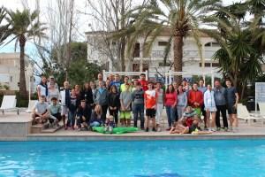 Gruppenfoto Mallorca