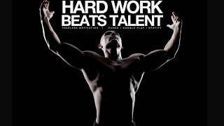 Hard Work Beats Talent – ANYONE Can Win! (Motivational Video)