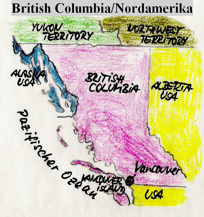 Reisebericht Tauchen British Columbia 2011 english Version