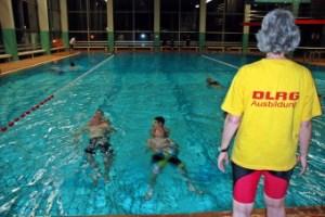 Rettungsschwimmen TSG Jugendabteilung 2013