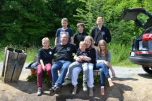 """Jugend-Umweltprojekt """"Neurather See"""" 2014 TSG Grevenbroich"""