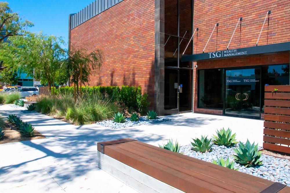TSG Wealth Management Irvine Office