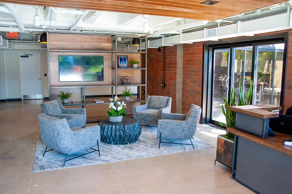 TSG Wealth Management Costa Mesa Lobby