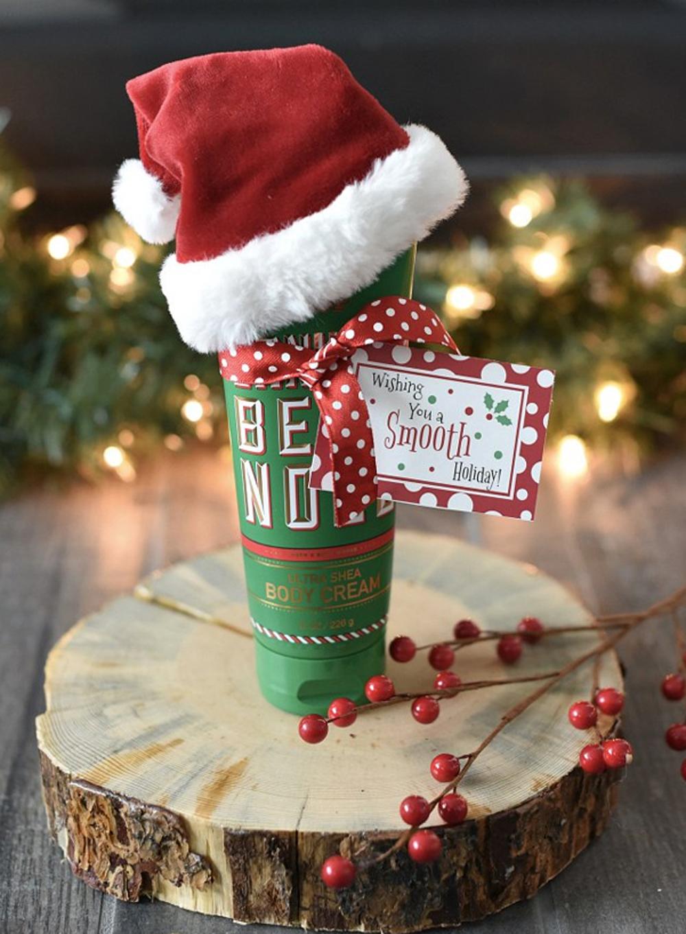 Body Cream Exciting DIY Christmas gift 1