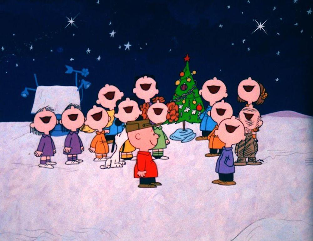 Charlie Brown always wants to find the true meaning of Christmas