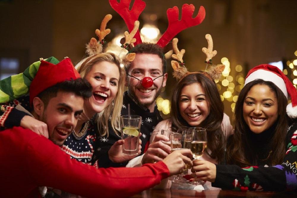 Christmas celebrations bring people together