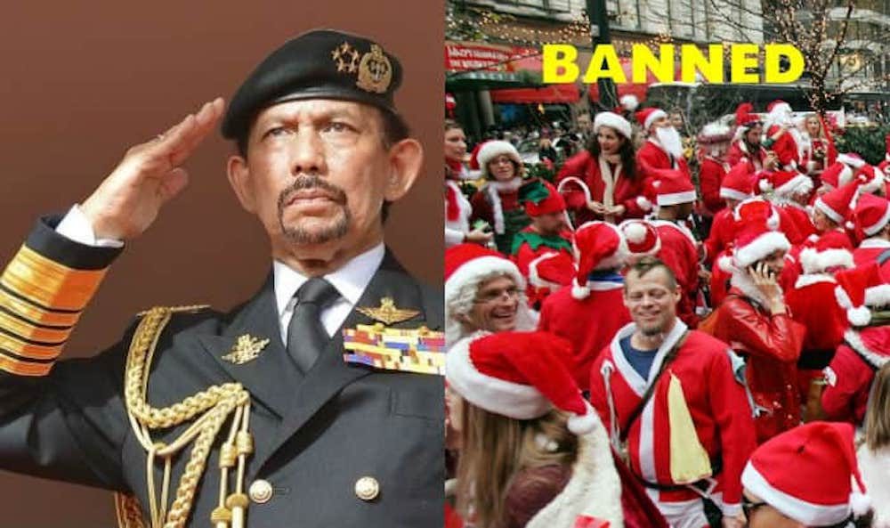 Christmas-fact-Christmas-in-Brunei-has-been-banned