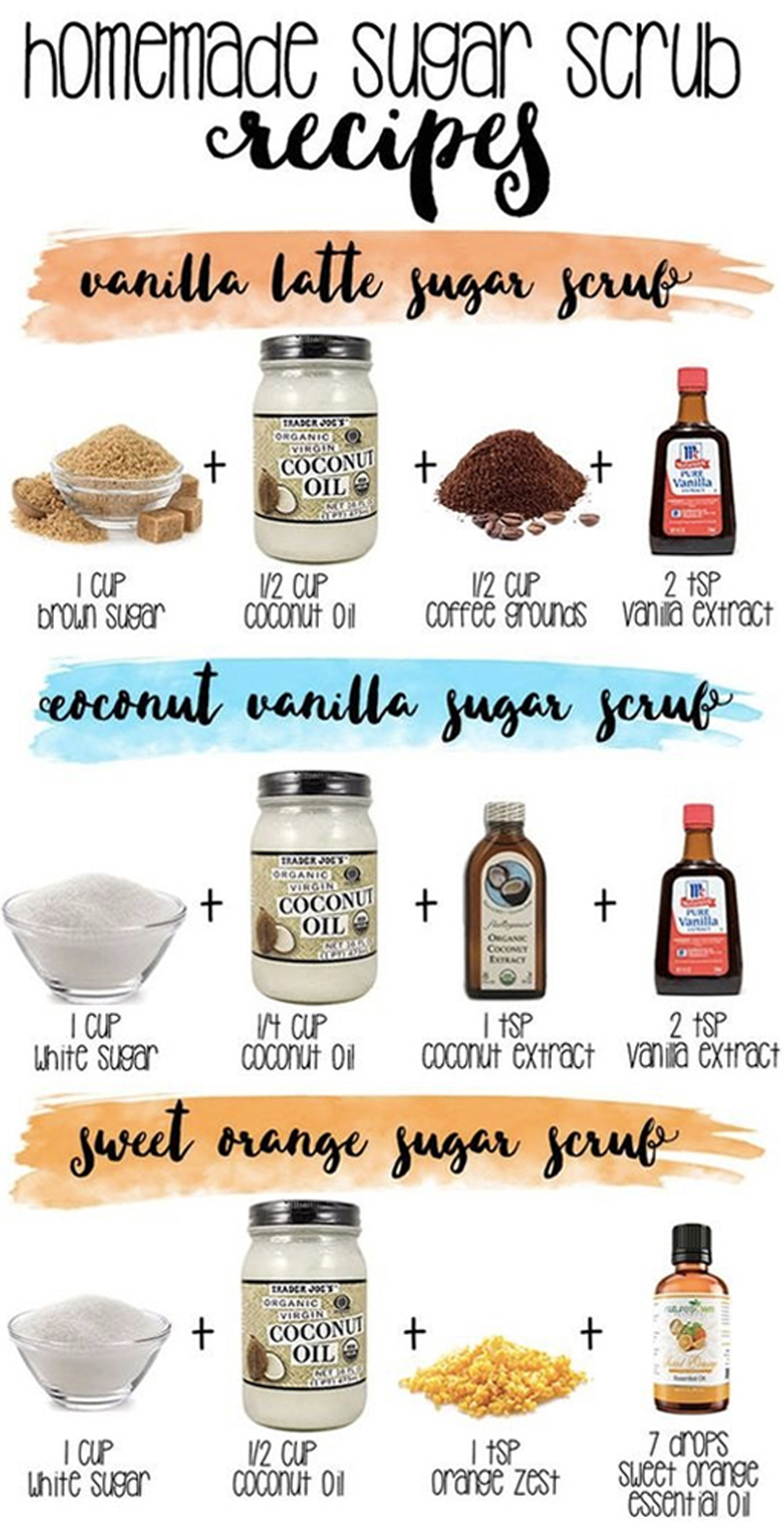 Homemade sugar scrub diy is actually great for all of us 1 1