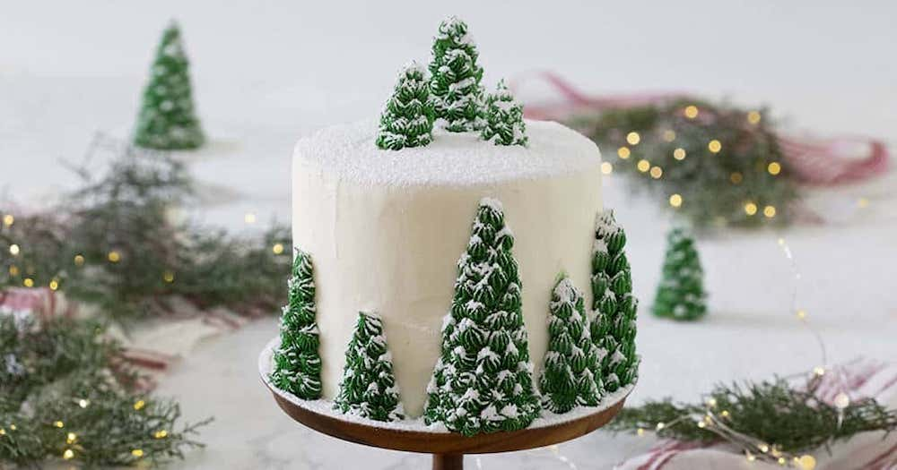 If you are keen on a Christmas tree cake, don't miss these Christmas cake recipes
