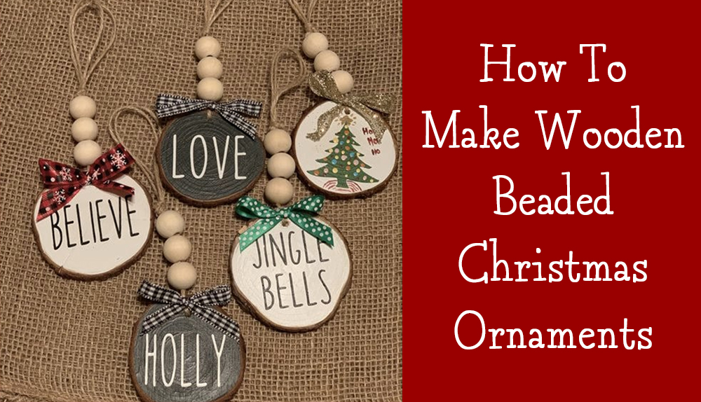DIY Christmas ornaments will make the Christmas tree attractive and beautiful