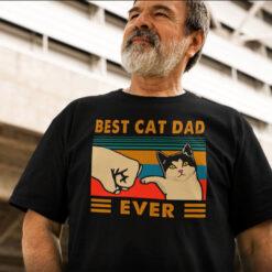 Best-Cat-Dad-Ever-Shirt-Vintage-Cat-Dad-First-Pump-mockup