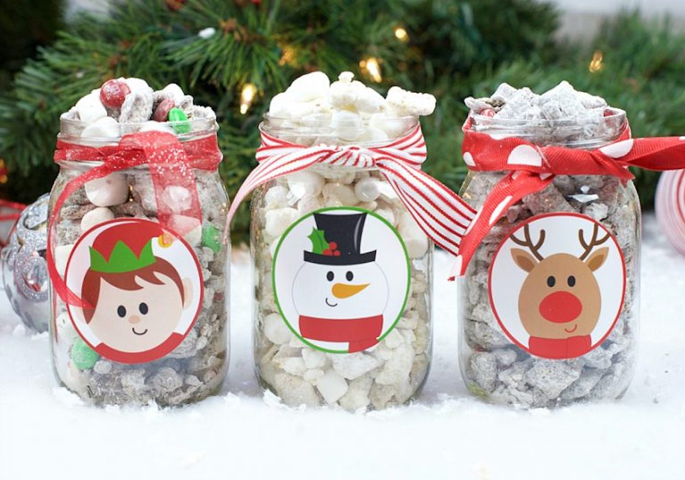 There is no reason not to make DIY Christmas gifts