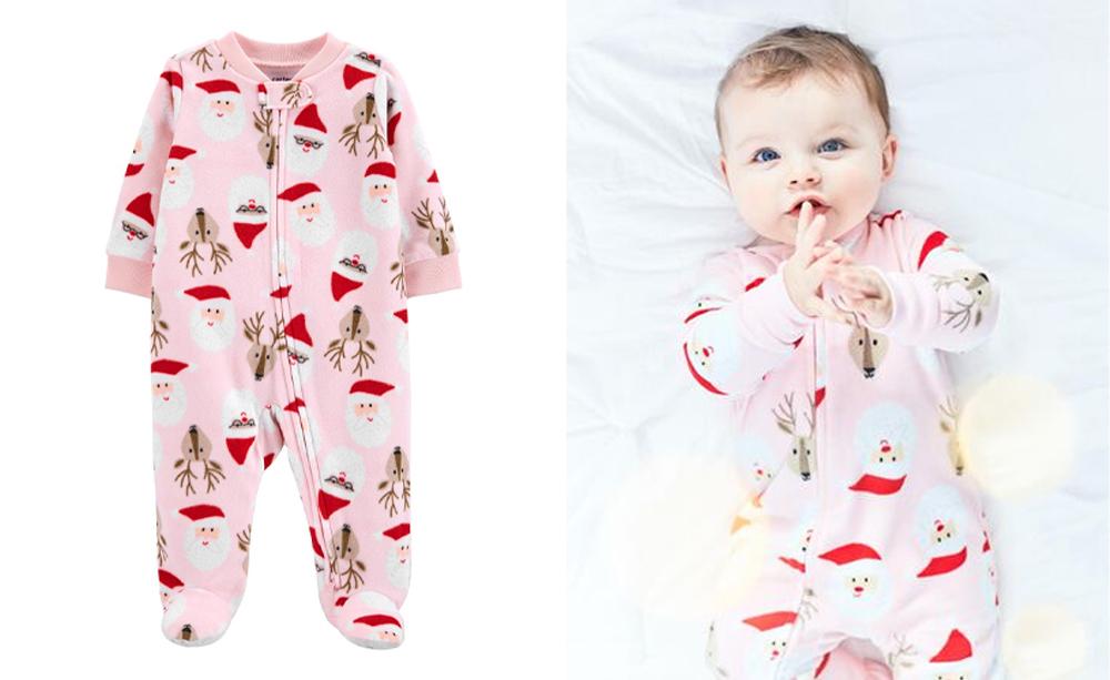 Christmas-Zip-Up-Fleece-Sleep-Play-Christmas-pajamas-toddler-girl