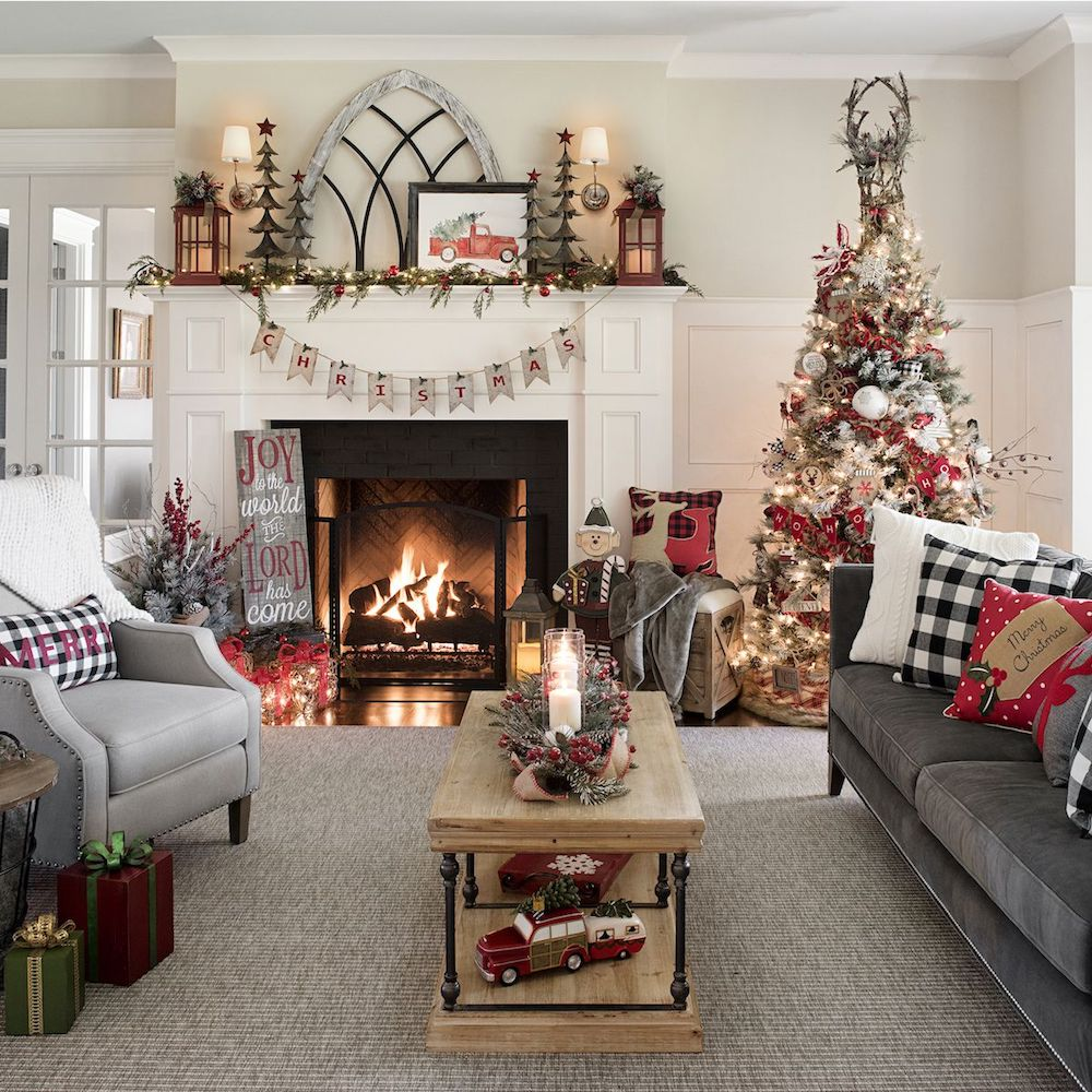 Looking for Christmas room decoration ideas? You're in the right place.