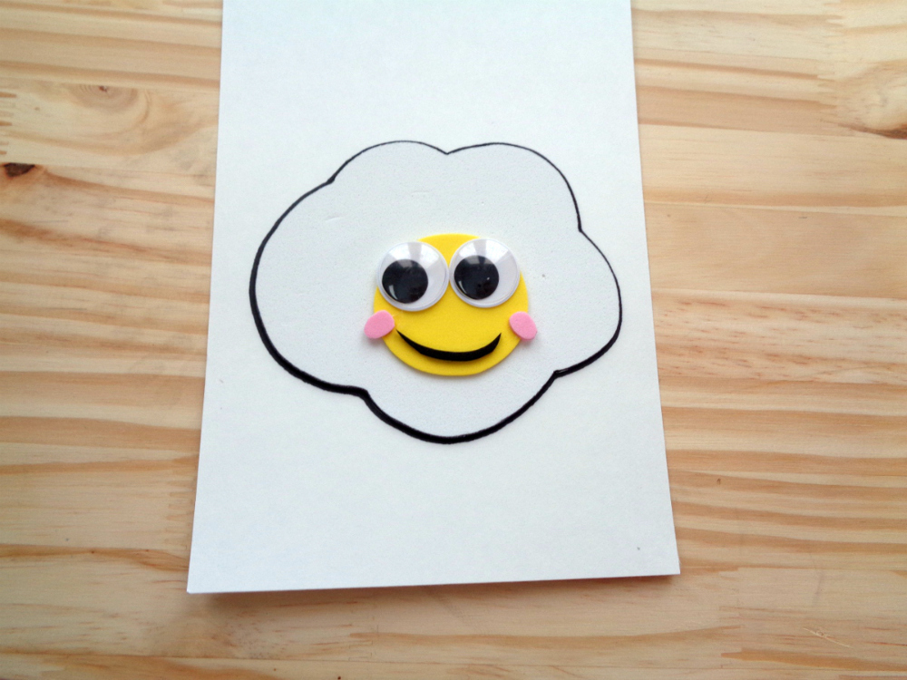 DIY-Fathers-Day-Cards-Youre-an-eggcellent-daddy