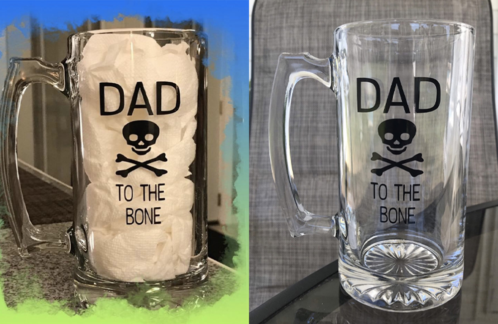 Dad-to-the-Bone-Beer-Mug-One-of-the-great-father-day-gift-ideas