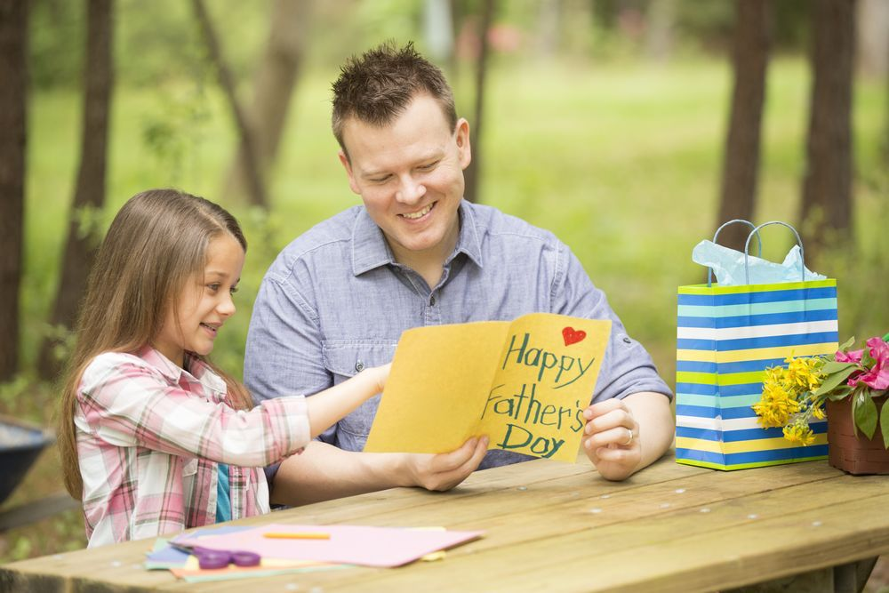 Discover unique father's day cards this year